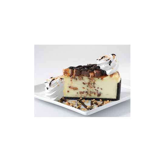Candy Bar Cheesecake Seasonal