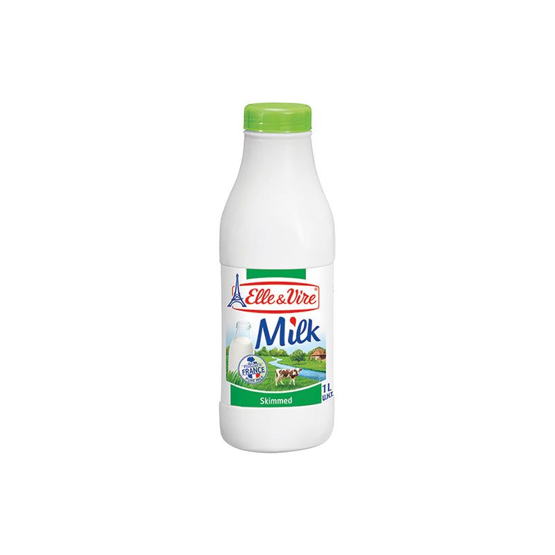 Skimmed Milk Bottle