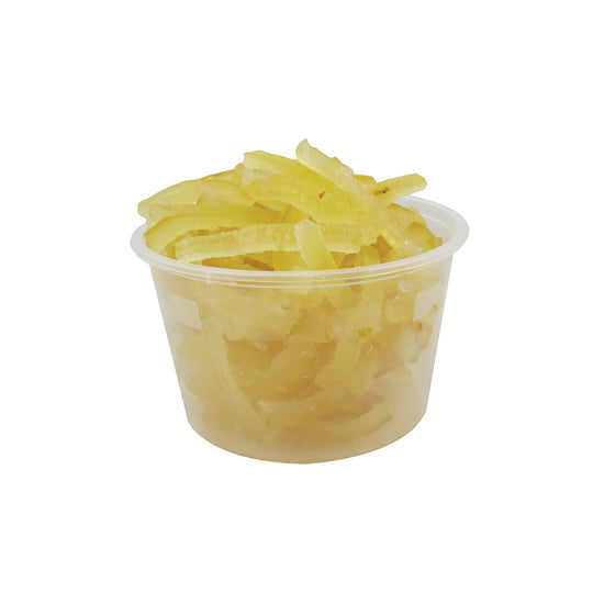 Candied Lemon Peel / Cube