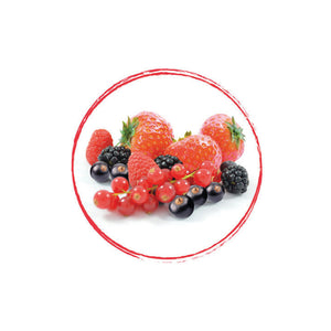 Mixed Red Berries Whole