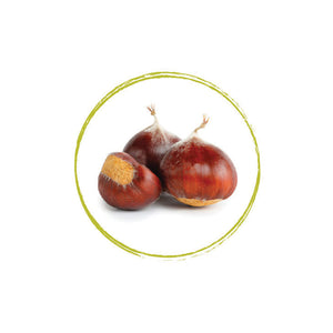 Chestnut Frozen Peeled