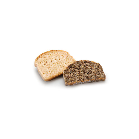 Gluten Free Sliced Bread Duo