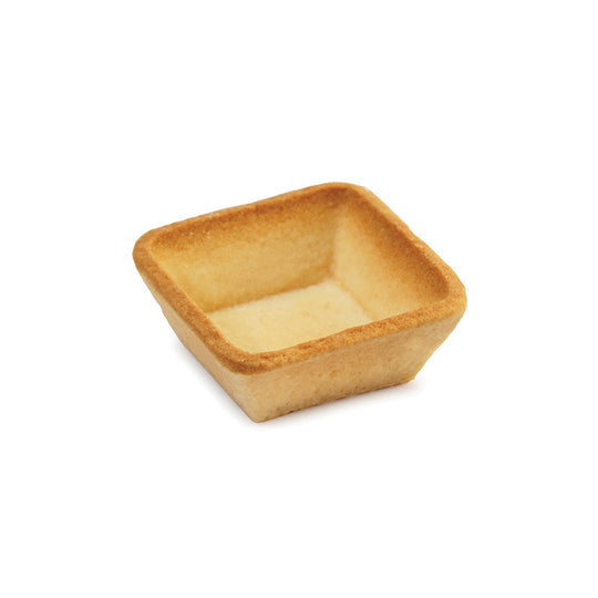 Classic Tartlet 100% Marg. Square - 38mm