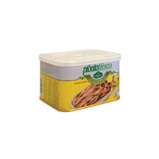 Fillets Anchovies Olive Oil 720G