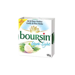 Boursin Garlic & Herb Light