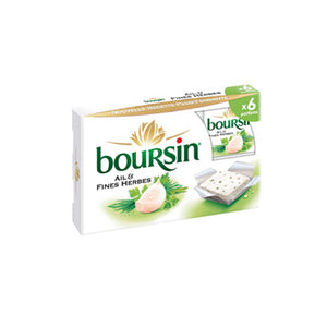 Boursin Garlic & Herb 6P