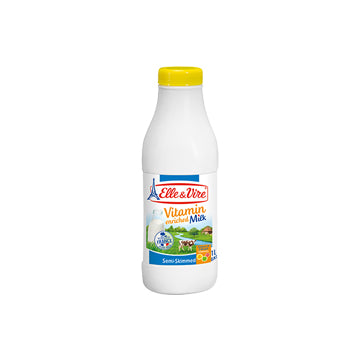 Vitamin Enriched Milk Bottle