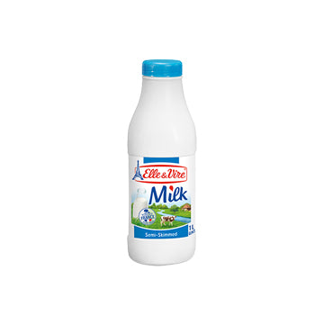 Semi Skimmed Milk Bottle