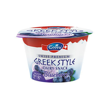 Greek Yogurt Blueberry 2% Fat