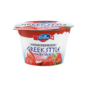 Greek Yogurt Strawberry 2% Fat
