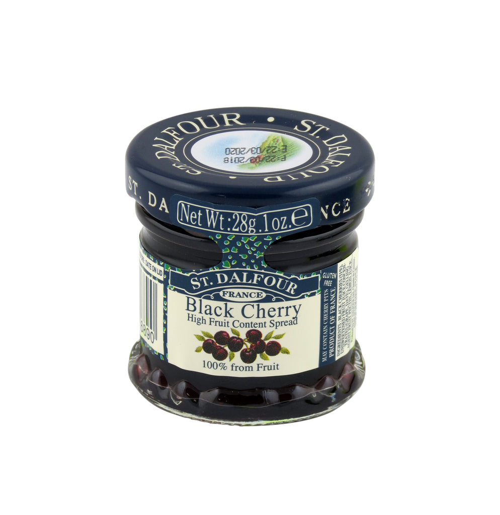 St. Dalfour Black Cherry Jam