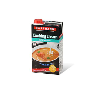 Uht Cooking Cream 15% Fat