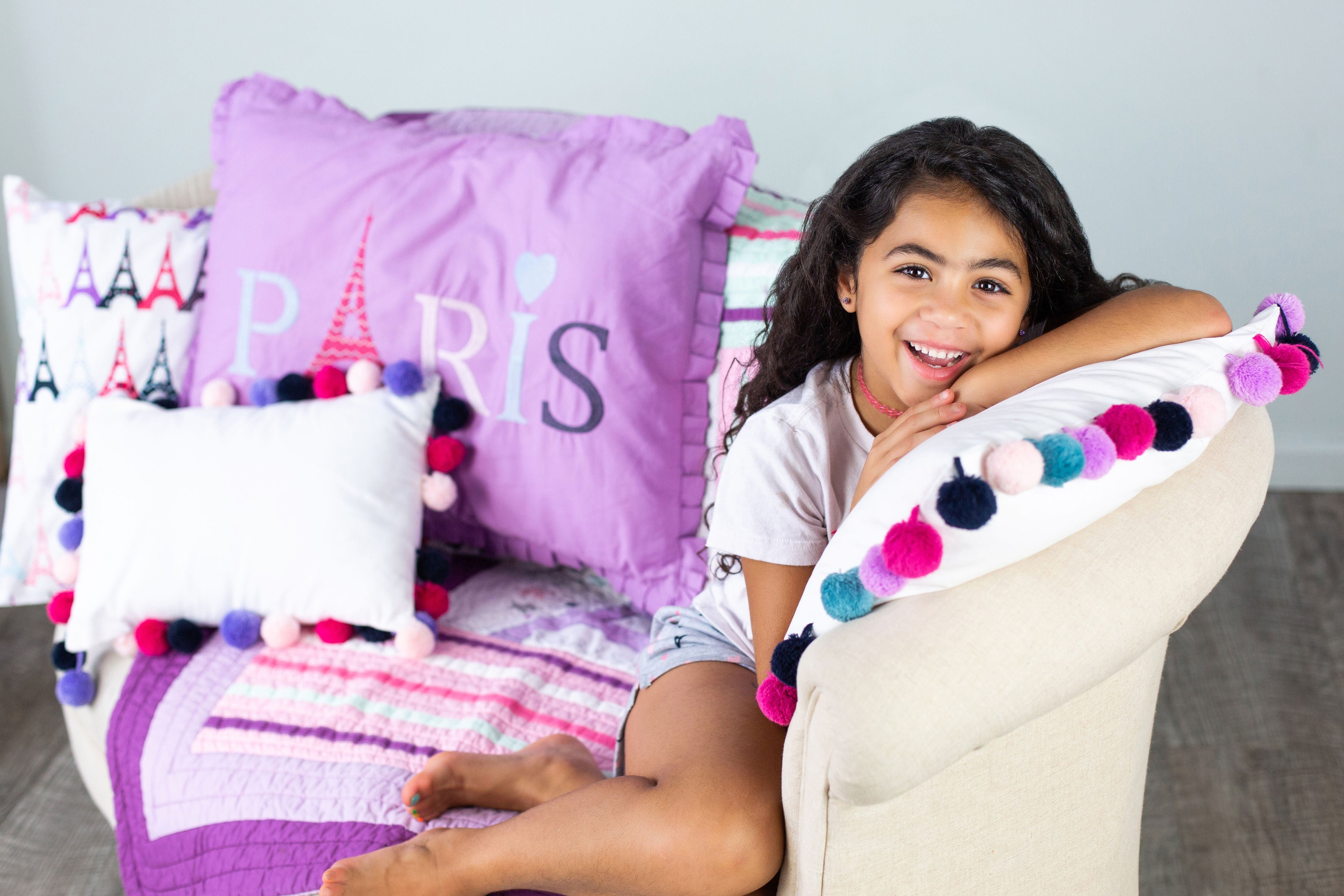 Paris Pillowsham