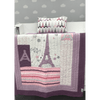 Paris 4Pc Crib + Toddler Quilt Set