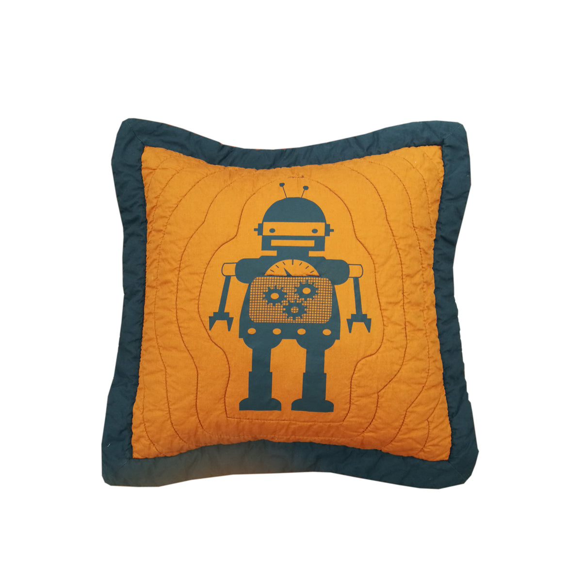 Robot Pillow Cover