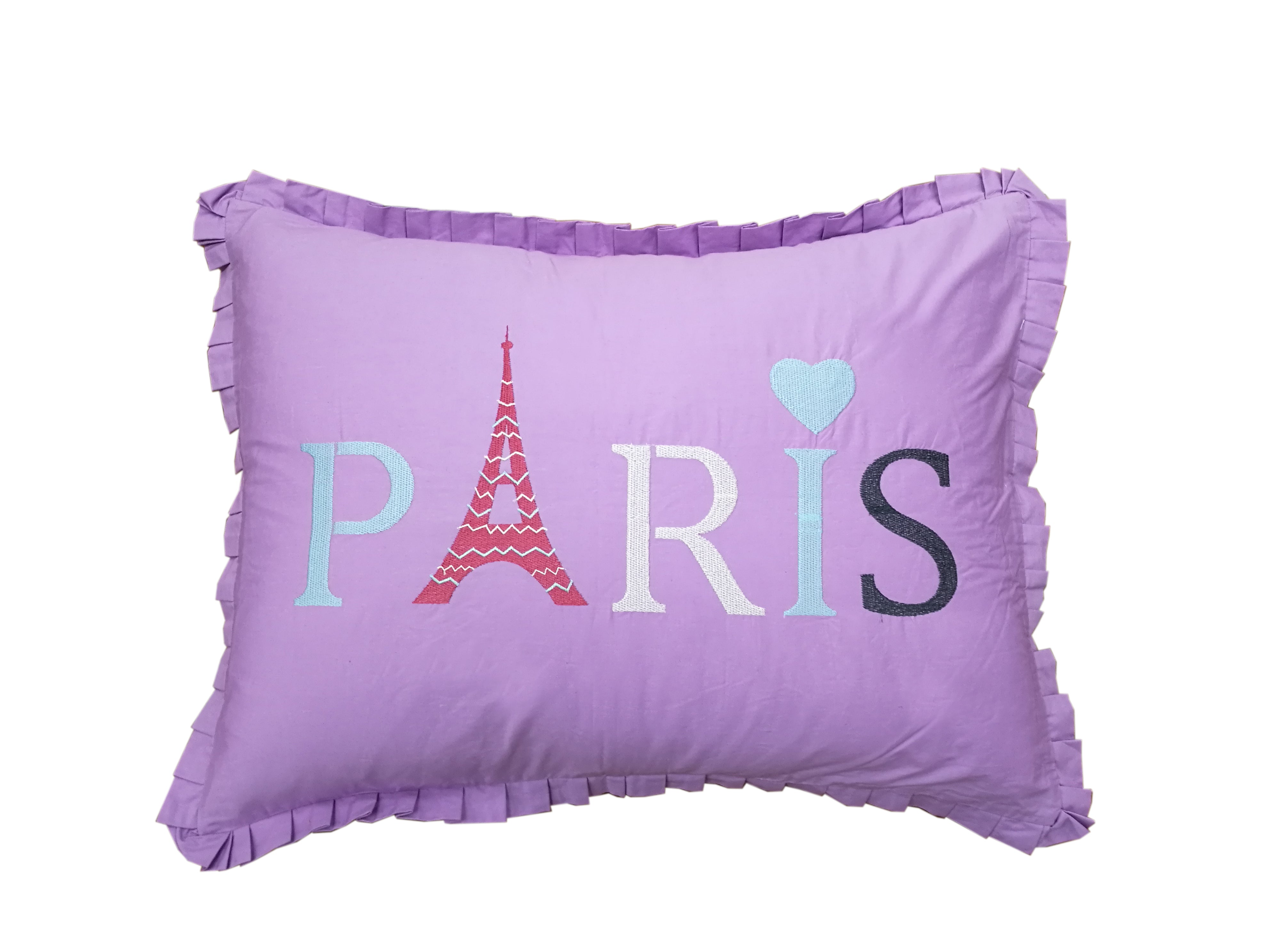 Paris 6Pc Twin Quilt Set