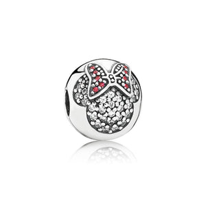 PANDORA Disney, Minnie Pavé 791450CZ
