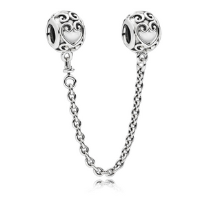 PANDORA Enchanted Heart Komfortkette 797036