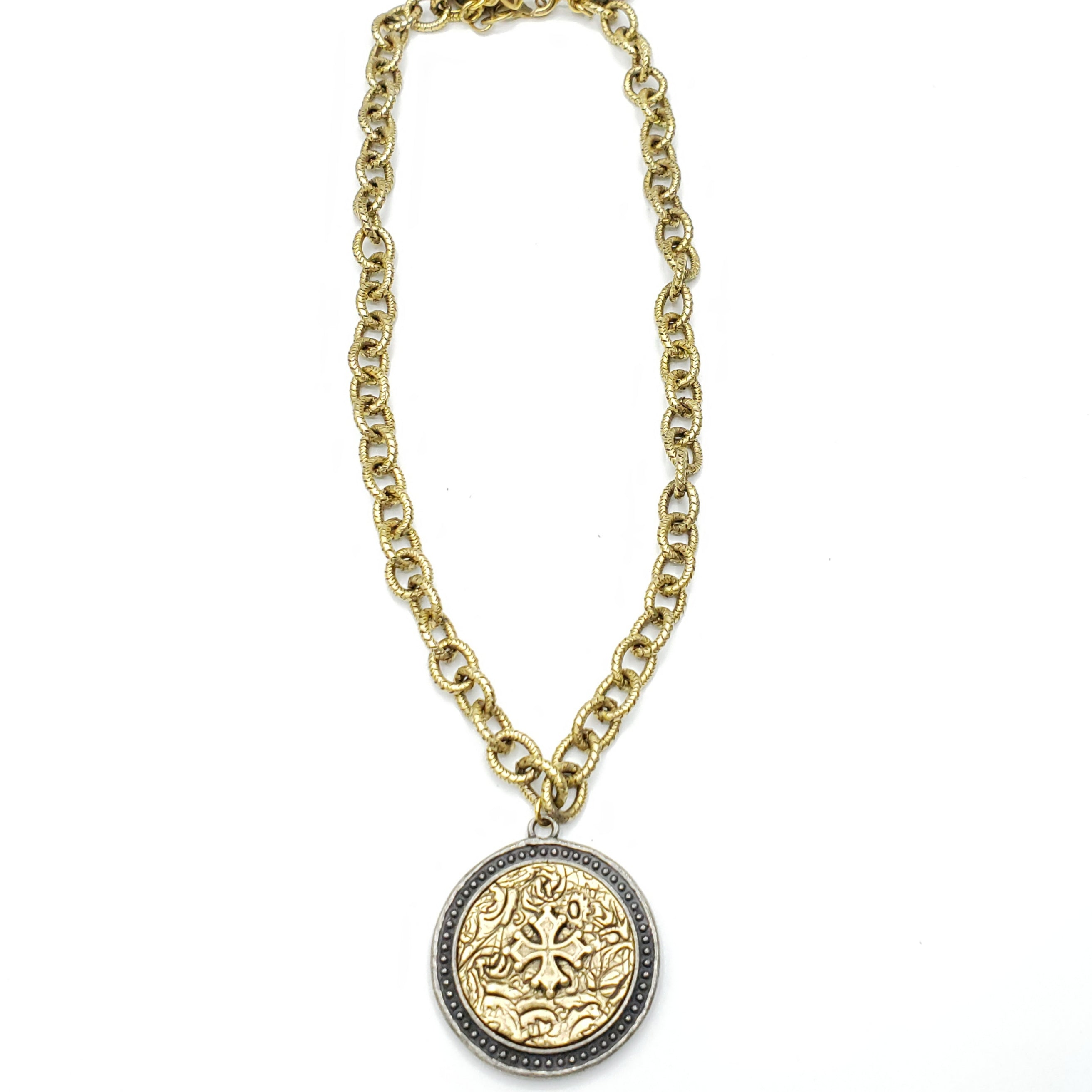 Queen Esther Chain Necklace