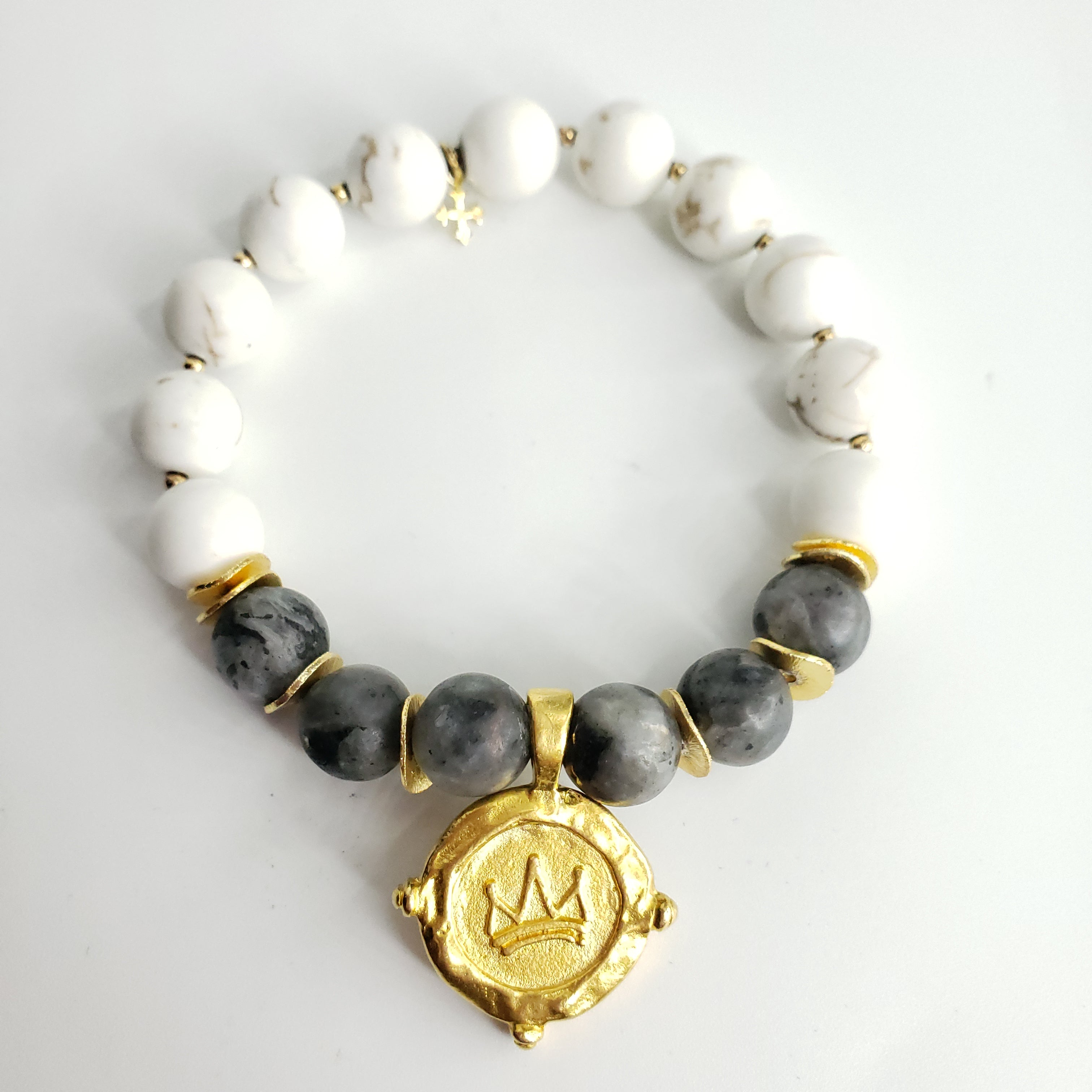 She Is Crown Of Life Bracelet