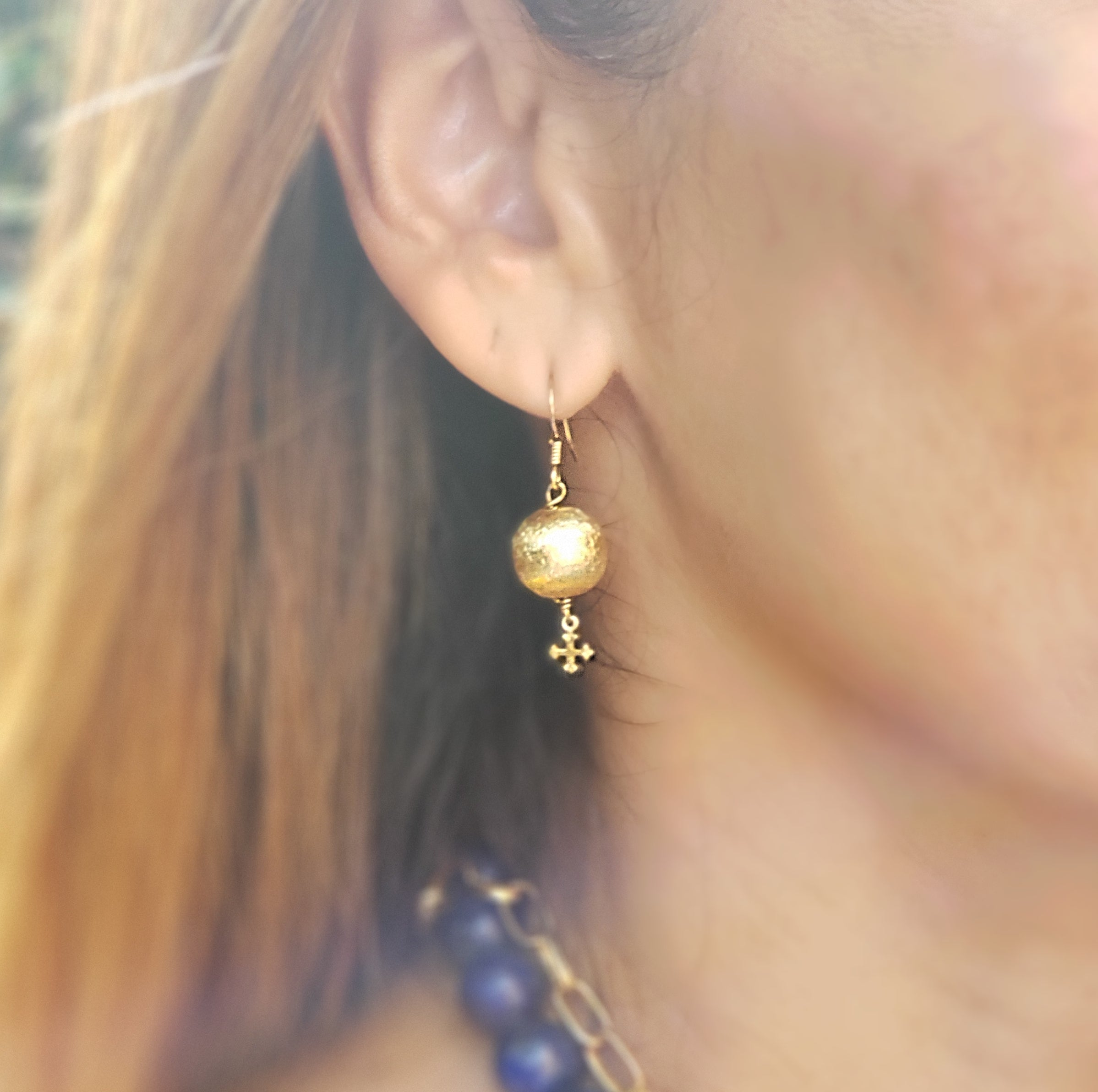 Divine Power Earrings