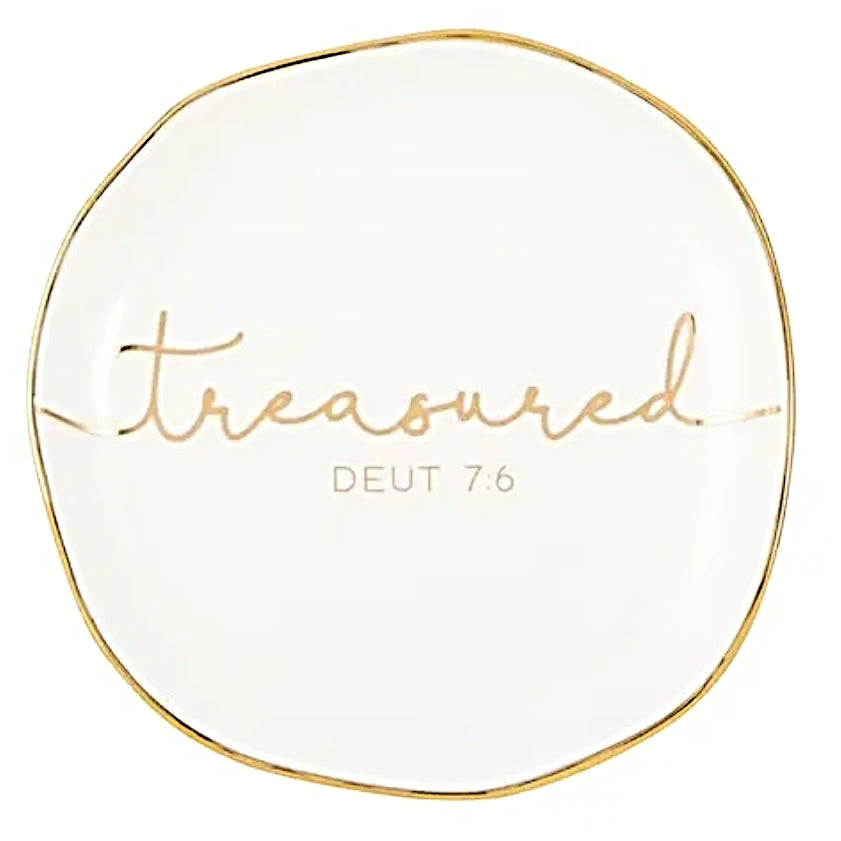 Faith, Hope, and Treasured Trinket Dishes