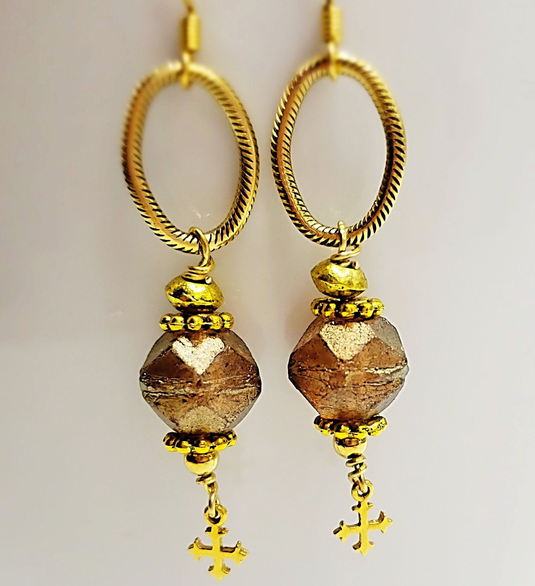 Abide Earrings