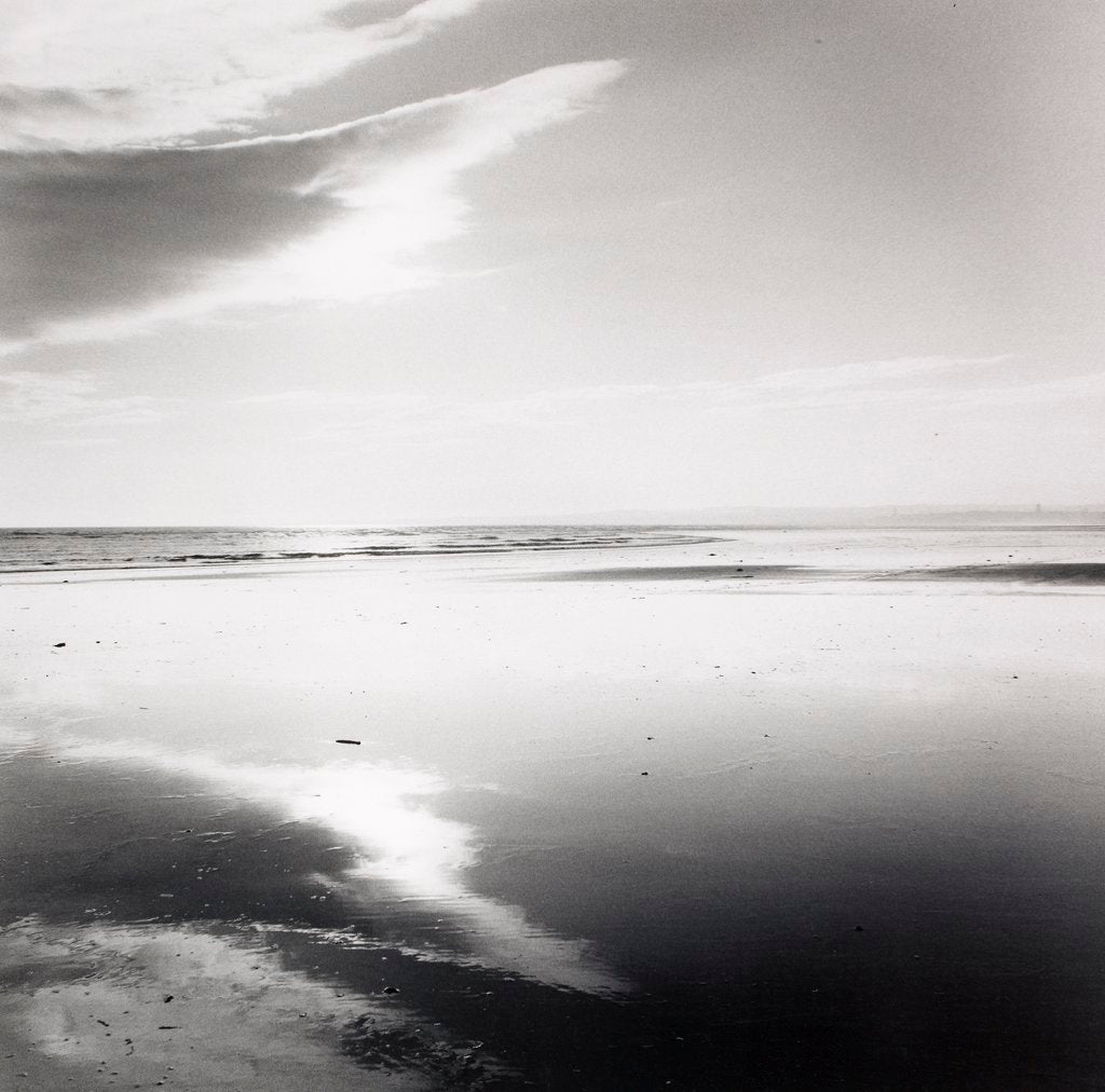 Detail of Clouds West Sands by Fay Godwin