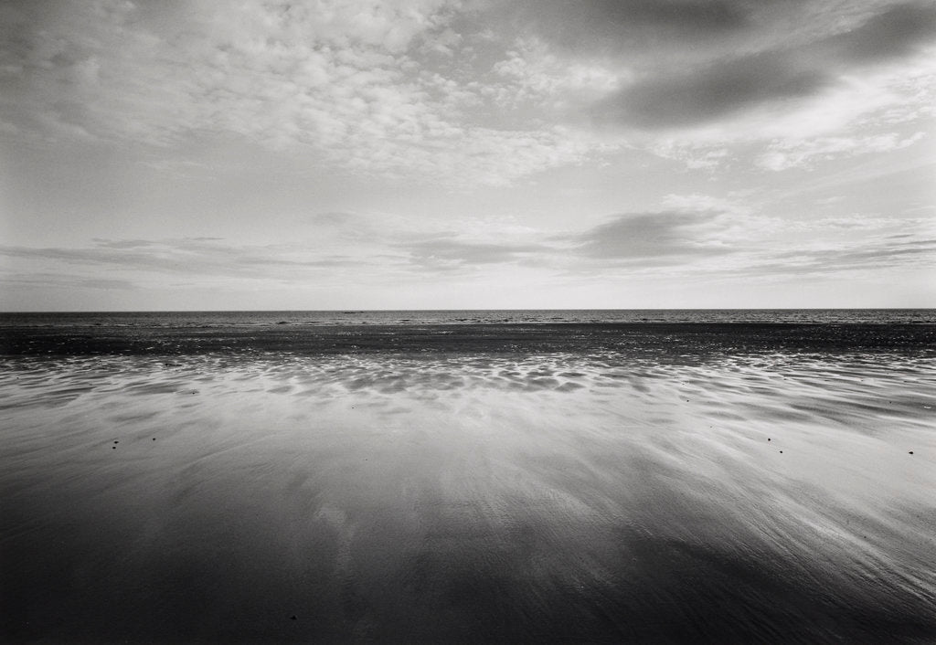 Detail of Beadnell Bay by Fay Godwin