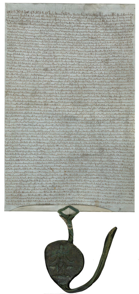 Magna Carta (1225) by Anonymous