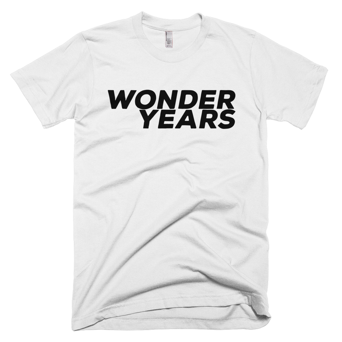 Wonder Years T + Digital Album Download