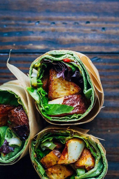 THE VEGAN WRAP