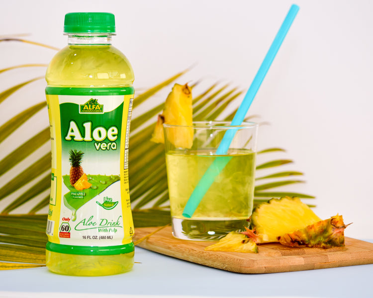 Healthy Aloe Vera Juice Recipe