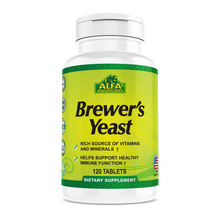 Brewer's Yeast - 100 Tablets
