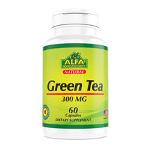 Green Tea 300 - 600mg - 60 capsules