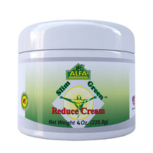 Slim Green Reduce Cream - 4 oz