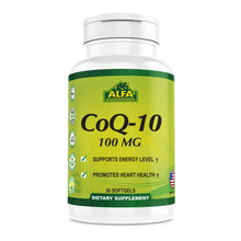 CoQ-10 100 mg - 30 softgels