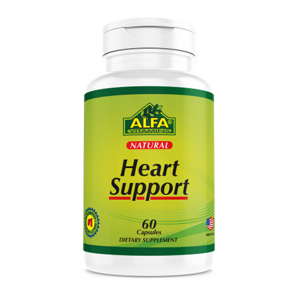 Heart Support - 60 capsules