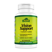 Vision Support with Lutein - 60 capsules