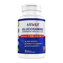 Alflexil® - Glucosamine Chondroitin MSM Collagen - 60 capsules