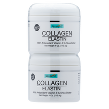 Collagen Elastin Cream - 4 oz Twin Pack (2)