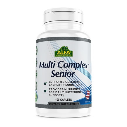 Multi Complex Senior Male Formula - 100 tablets