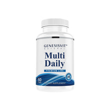 Genesisvit® Multi Daily - Essential Vitamins - 60 tablets