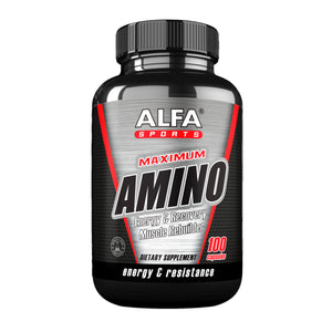 Maximum Amino - 100 capsules