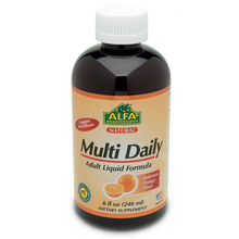 Multi Daily - Adult Liquid Formula - 8 oz