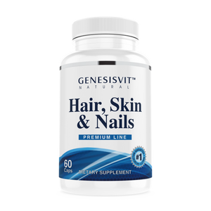 HAIR SKIN NAILS Premiun Line - 60 Capsules