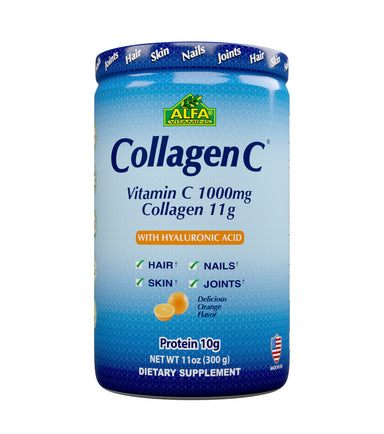 CollagenC Peptides Hydrolysate - Powder - 11 Oz
