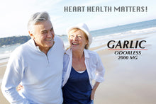 Garlic Odorless 2000 mg - 100 softgels