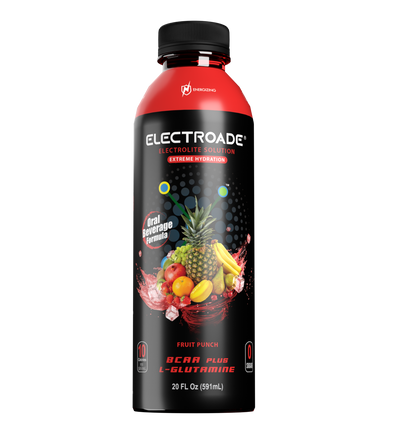 ELECTROADE Fruit Punch - 12 Pack 20oz