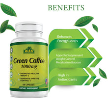 Green Coffee 1000 mg - 100 capsules